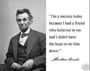 Abraham Lincoln's Secret